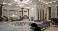 دانلود پروژه رویت REVIT طراحی داخلی کلاسیک مسکونی