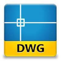 دیتیل و جزییات اجرای دیوار دو جداره فرمت DWG