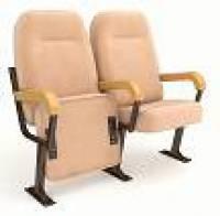 آبجکت های صندلی سینما در برنامه تری دی مکس