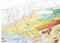 دانلود نقشه زمین شناسی ساری