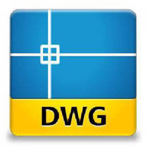 دتایل های ساختمانی ارتباط بین دو سطح فرمت DWG